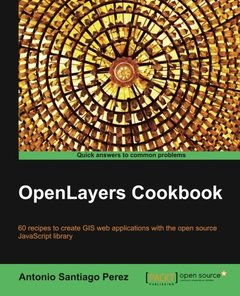 OpenLayers Cookbook-cover