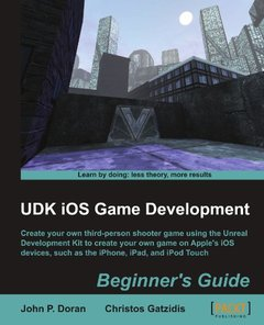 UDK iOS Game Development Beginners Guide-cover
