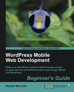 WordPress Mobile Web Development: Beginner's Guide-cover
