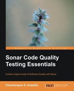 Sonar Code Quality Testing Essentials-cover