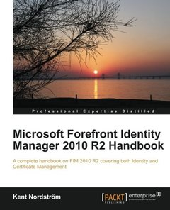 Microsoft Forefront Identity Manager 2010 R2 Handbook-cover