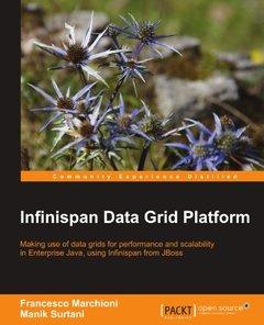 Infinispan Data Grid Platform-cover