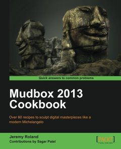 Mudbox 2013 Cookbook-cover