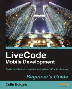 LiveCode Mobile Development Beginner's Guide-cover