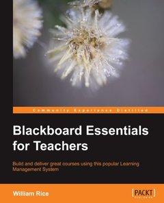 Blackboard Essentials for Teachers-cover