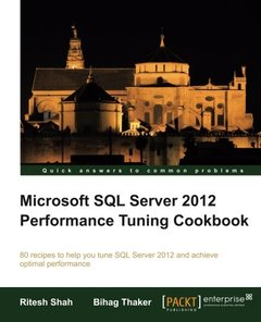 Microsoft SQL Server 2012 Performance Tuning Cookbook-cover