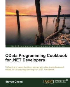 OData Programming Cookbook for .NET Developers-cover