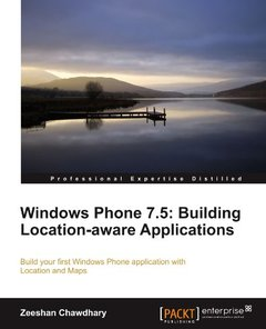 Windows Phone 7.5: Building Location-aware Applications-cover