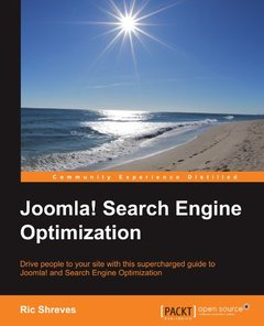 Joomla! Search Engine Optimization-cover