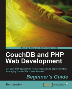 CouchDB and PHP Web Development Beginner's Guide-cover