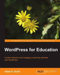 WordPress for Education-cover