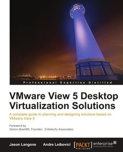 VMware View 5 Desktop Virtualization Solutions-cover