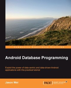 Android Database Programming-cover