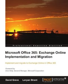 Microsoft Office 365: Exchange Online Implementation and Migration-cover