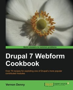Drupal 7 Webform Cookbook-cover