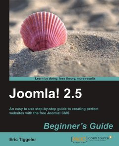 Joomla! 2.5 Beginner's Guide-cover