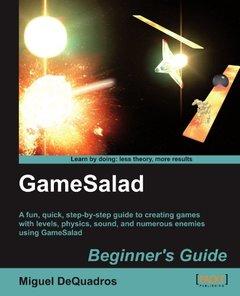 GameSalad Beginner's Guide-cover