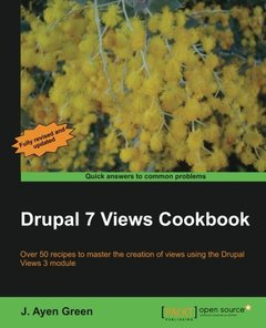 Drupal 7 Views Cookbook-cover