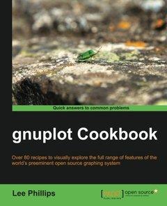 gnuplot Cookbook-cover