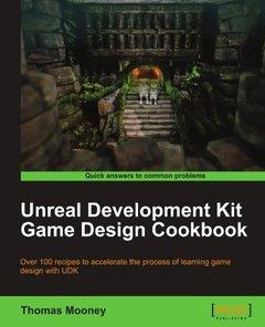 Unreal Development Kit Game Design Cookbook-cover