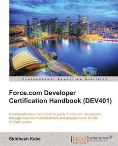 Force.com Developer Certification Handbook (DEV401)-cover
