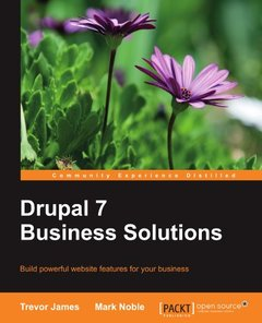 Drupal 7 Business Solutions-cover