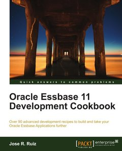 Oracle Essbase 11 Development Cookbook-cover