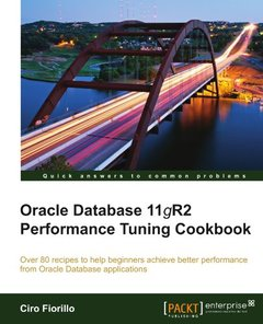 Oracle Database 11gR2 Performance Tuning Cookbook-cover