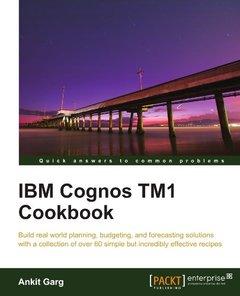 IBM Cognos TM1 Cookbook-cover