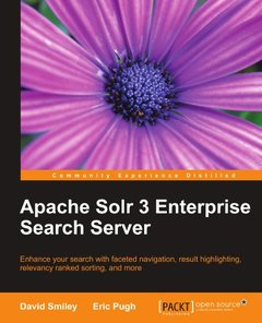 Apache Solr 3 Enterprise Search Server-cover