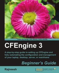 Cfengine 3 Beginner's Guide-cover