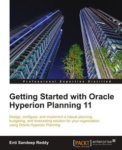 Getting Started with Oracle Hyperion Planning 11-cover