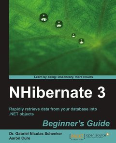 NHibernate 3 Beginner's Guide-cover
