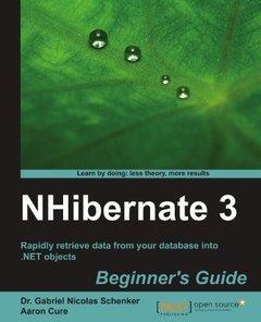 NHibernate 3 Beginner's Guide-cover