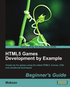 HTML5 Games Development by Example: Beginner's Guide-cover