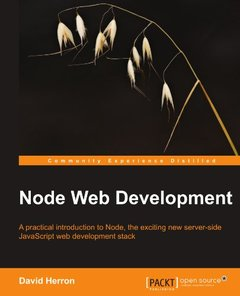Node Web Development-cover
