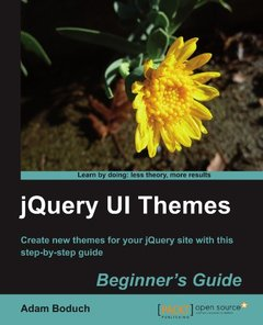 JQuery UI Themes Beginner's Guide-cover
