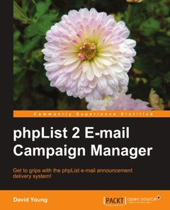 PHPList 2 E-mail Campaign Manager-cover