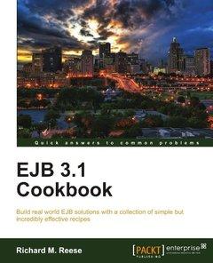 EJB 3.1 Cookbook-cover