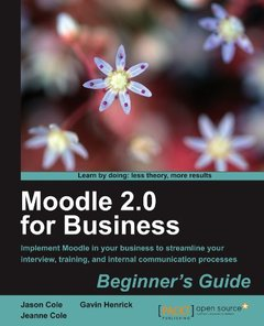 Moodle 2.0 for Business Beginner's Guide-cover