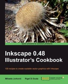 Inkscape 0.48 Illustrator's Cookbook-cover