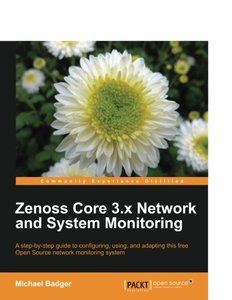 Zenoss Core 3.x Network and System Monitoring-cover