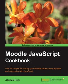 Moodle JavaScript Cookbook-cover