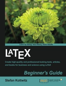 LaTeX Beginner's Guide-cover