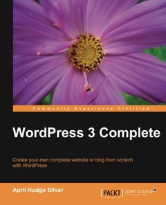 WordPress 3 Complete-cover