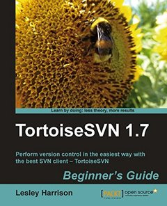 TortoiseSVN 1.7 Beginner's Guide-cover
