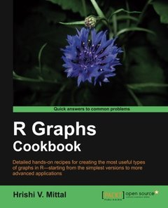 R Graph Cookbook-cover
