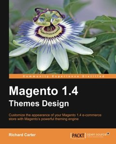 Magento 1.4 Themes Design-cover