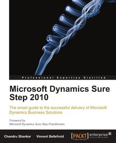 Microsoft Dynamics Sure Step 2010-cover