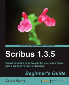 Scribus 1.3.5: Beginners Guide-cover